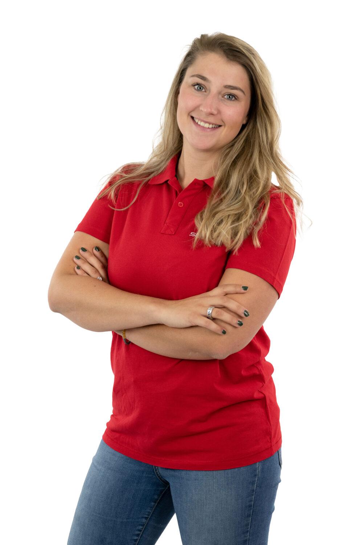 Myrthe van den Berg - Stella Fietsen