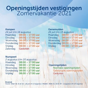 zomertijden-2021